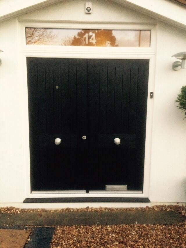 Garage Amp Front Door Image Gallery Sdm